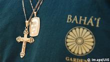 Bildergalerie Bahai T-Shirt mit Bahai Emblem