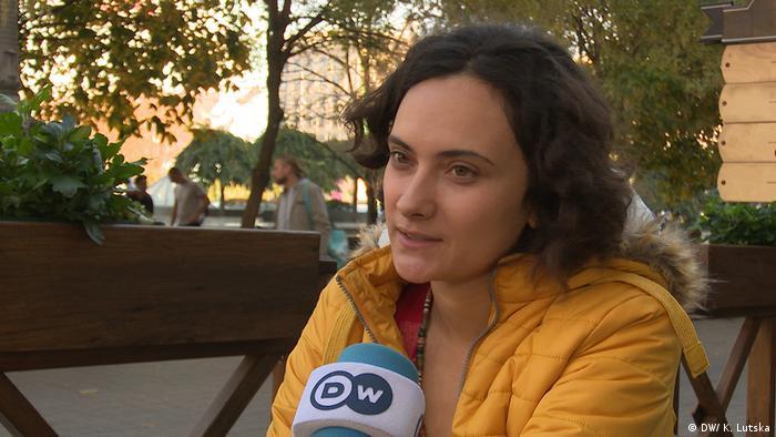 Автор хэштега #яНеБоюсьСказать Анастасия Мельниченко