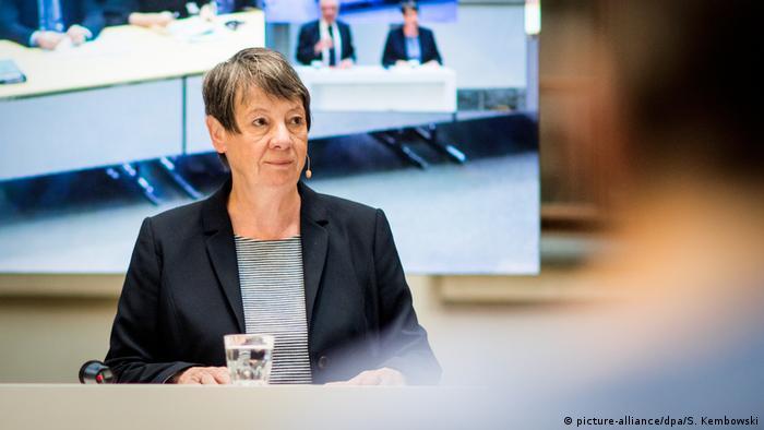 Deutschland Pk zum Weltklimagipfel in Bonn