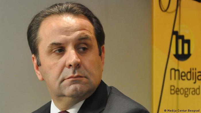 Serbischer Minister Rasim Ljajic