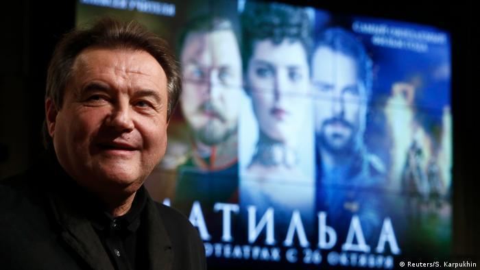 Aleksei Uchitel the director of 'Matilda'