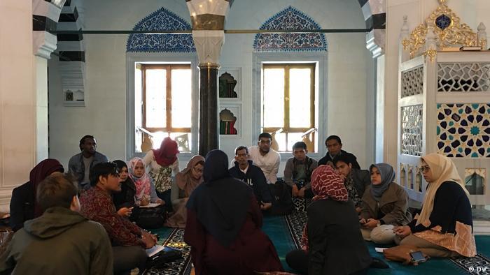 Deutschland - Studie Reise Life of Muslims in Germany, Berlin