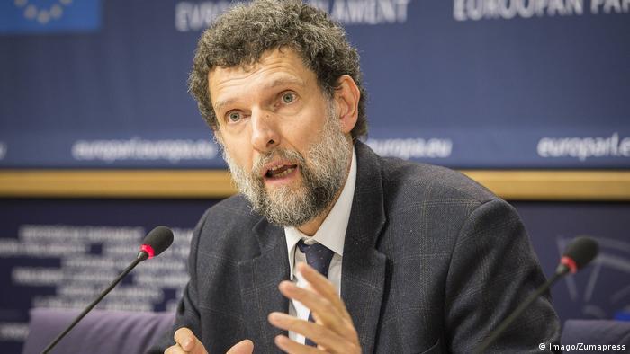 Türkei Geschäftsmann Osman Kavala