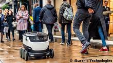 Roboter von Starship Technologies