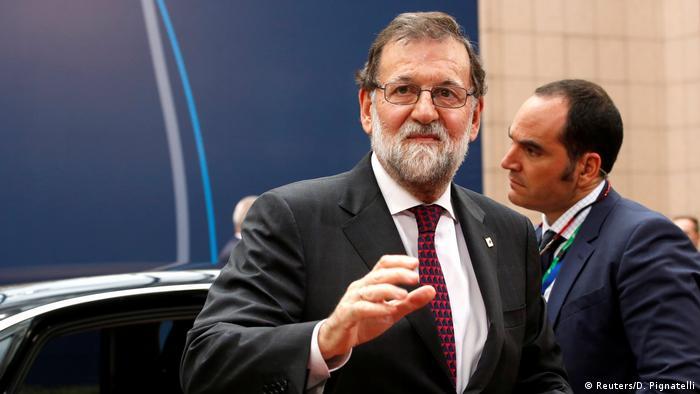 ESPAÑA: Gobierno español se prepara para suspender autonomía de Cataluña