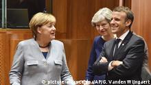 Belgien Brüssel EU-Gipfel