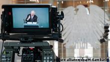 Bundestag - Haushaltsberatungen Wolfgang Schäuble Bundestag Bundesadler