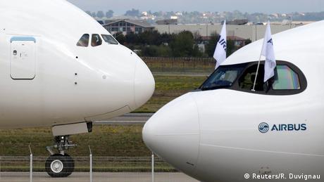 Аirbus похвалився більшою за Boeing кількістю замовлень у 2017 році
