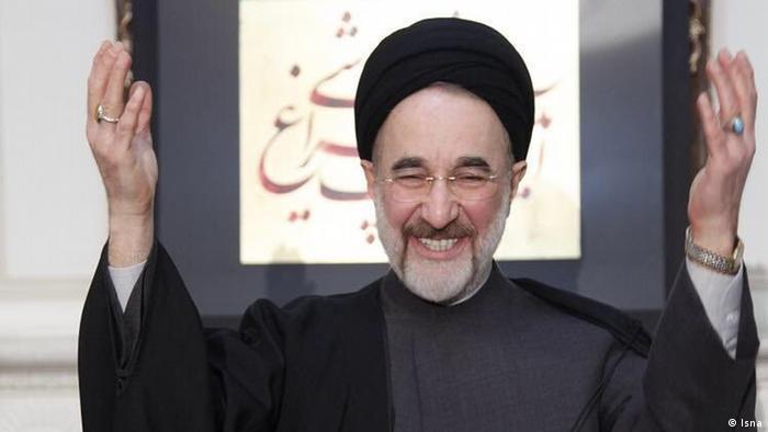 Iran Mohammad Khatami (Isna)