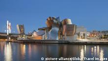 Spanien Bilbao Guggenheim Museum - Reiseziel Bilbao