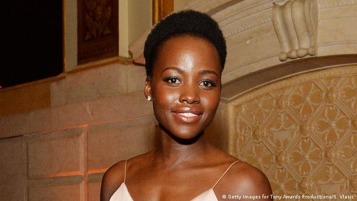 Actress Lupita Nyong'o is one of Weinstein's victims