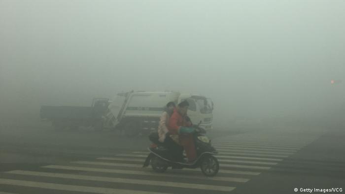 China Smog (Getty Images/VCG)