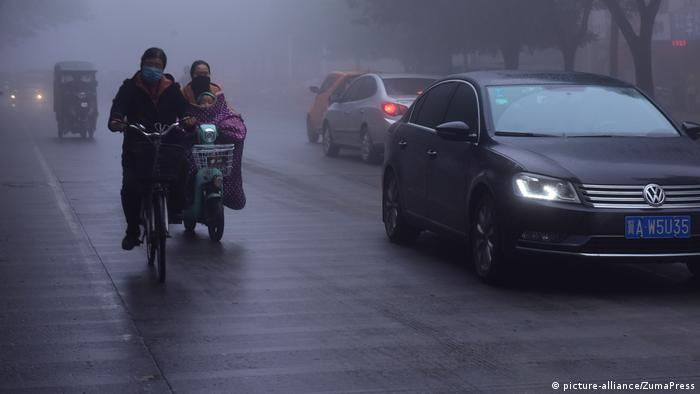 China Smog (picture-alliance/ZumaPress)