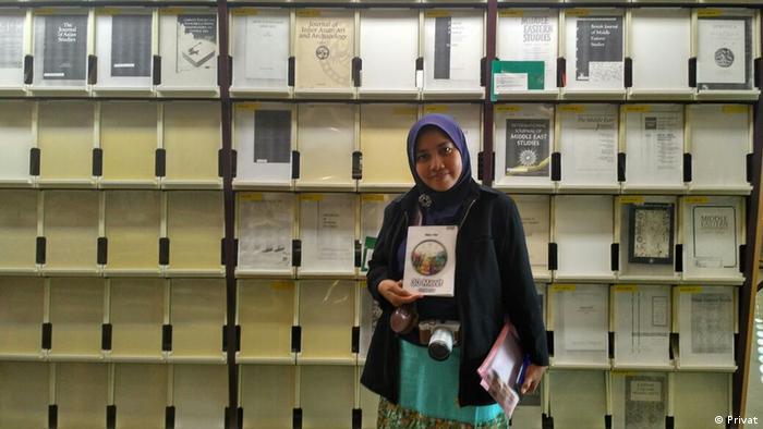 Muslimische Jung Intellektuelle aus Indonesien (Privat)