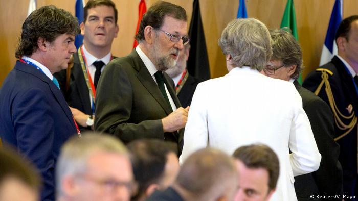 Belgien EU-Gipfel (Reuters/V. Mayo)