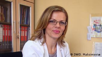 Jelena Acimovic (DW/D. Maksimoviæ)