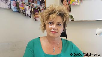 Tanja Manojlovic (DW/D. Maksimoviæ)