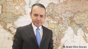 TÜSİAD Genel Sekreteri Bahadır Kaleağası