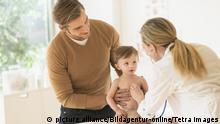 Vorsorgeuntersuchung Kleinkind