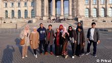 Studie Reise Life of Muslims in Germany
