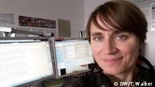 Berlin and Beyond, women and work, Tamsin Walker (DW/T. Walker )