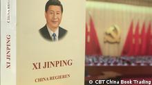 Buch China regieren von StaatsPräsident Xi Jinping (c) CBT China Book Trading