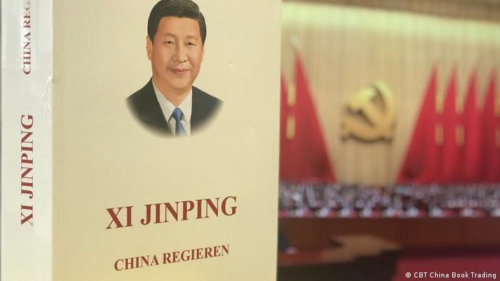 Buch China regieren von Staatspräsident Xi Jinping (CBT China Book Trading)
