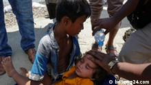 Geflüchtete Rohingya in Bangladesch