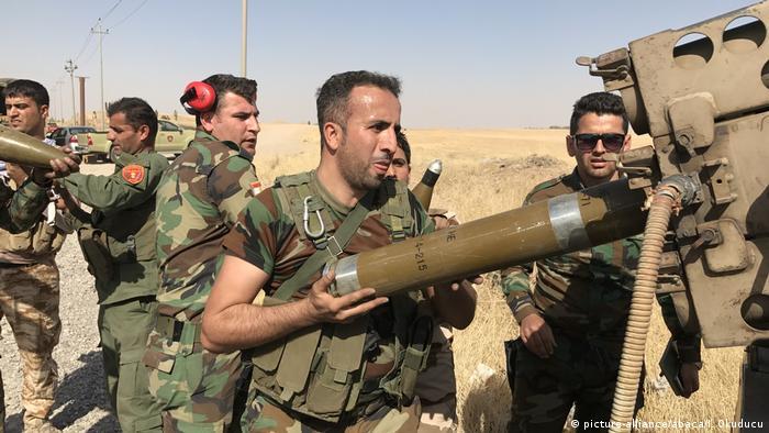 Irak Konflikt im Norden (picture-alliance/abaca/I. Okuducu)