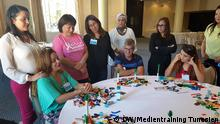 DW Medientraining in Tunesien | Lego Serious Play