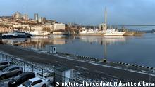 Hafen von Wladiwostok