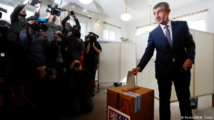 Tschechien Wahl Andrej Babis