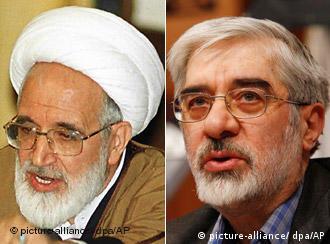 موسوی و کروبی دولت را برای اموری که تحت اختیار دارد، مسئول میشناسند