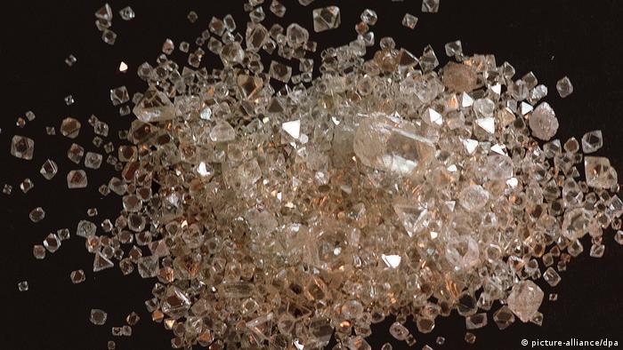 Diamanten aus Jakutien (picture-alliance/dpa)