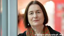 Irina Scherbakowa , aufgenommen im Oktober 2015, auf der 67. Frankfurter Buchmesse, in Frankfurt/Main (Hessen). | Verwendung weltweit