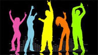Symbolbild Popmusik und Disco