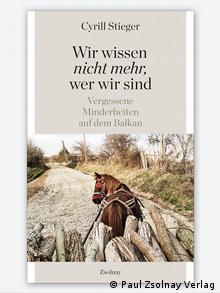 Buchcover Wir wissen nicht mehr, wer wir sind   von Cyrill Stieger
