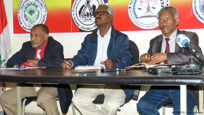 Äthiopien Oromo Federalist Congress