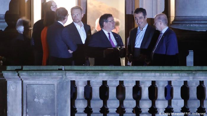 Deutschland Jamaika-Koalition Sondierungsgespräche (Getty Images/AFP/O. Andersen)
