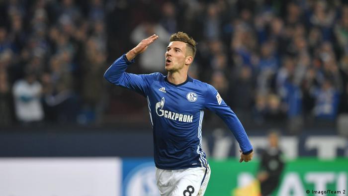 Leon Goretzka - Médio do Schalke 04