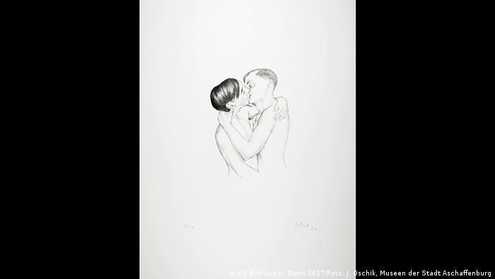 Кристиан Шад. Влюбленные юноши (1929)
