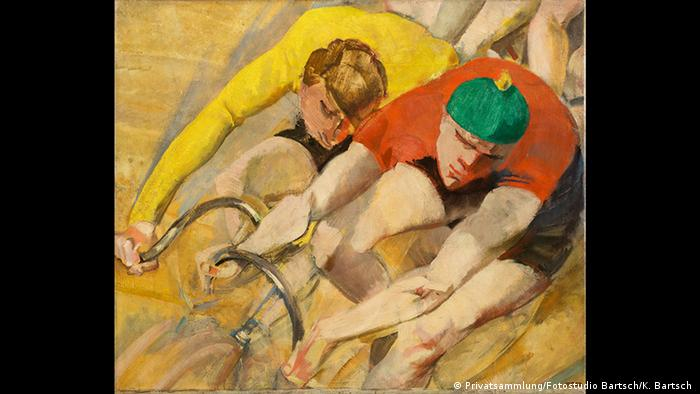 Макс Оппенгеймер. Шестидневные велогонки (1929)