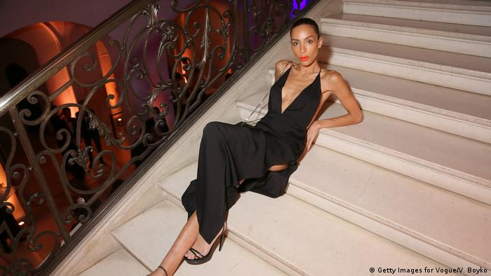 Frankreich Paris - Vogue 95th Anniversary Party - Ines Rau (Getty Images for Vogue/V. Boyko)