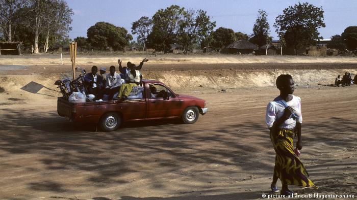 Scores of Malawi vampire-hunting vigilantes arrested   News