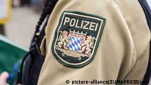 München Polizei Symbolbild Verbrechen
