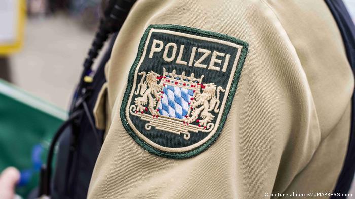 Сотрудник полиции Баварии (фото из архива)