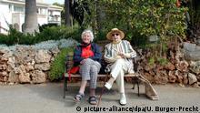 Spanien Deutsche Rentner in Mallorca