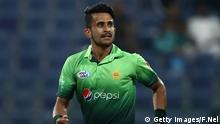 Hassan Ali Cricket