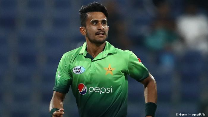 Hassan Ali Cricket (Getty Images/F.Nel)