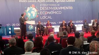 Kap Verde Forum für Lokale Wissenschafstentwicklung 2017